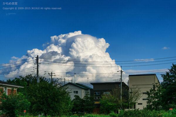 積乱雲 その1