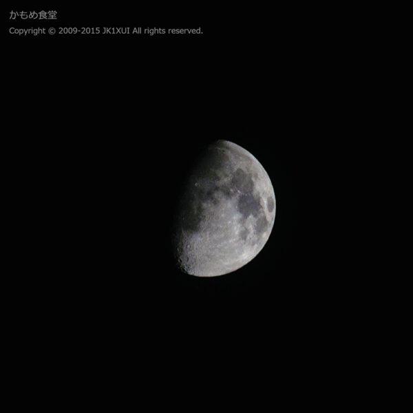うさぎな月