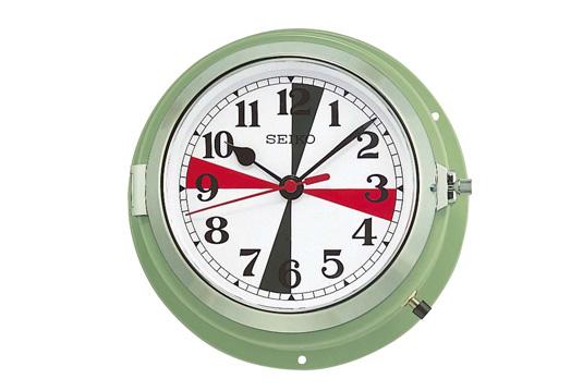 セイコー社の船舶用子時計(MC-002)
