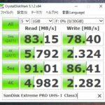 SanDisk SDHCカード